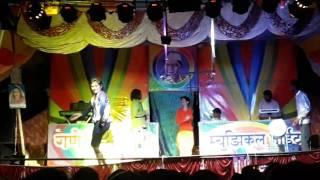 "getlinkyoutube.com-तमाशा Tamasha  ""गणेश राजेश सांगवीकर"" in Pimpalkhute 3re Yeola"