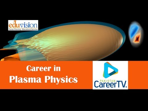 Career in Plasma Physics