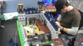 getlinkyoutube.com-LEGO Master Builders at work