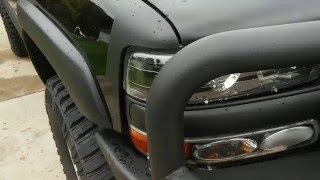 getlinkyoutube.com-ONE of a KIND 2000 Chevy Suburban Off-Road Bug-Out DupliColor Bedliner Fenders