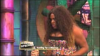 getlinkyoutube.com-Hunting For A Mistress (The Jerry Springer Show)