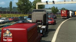 getlinkyoutube.com-[ETS2 v1.26] AI Traffic Pack v4.0.1 *232 new AI Cars*