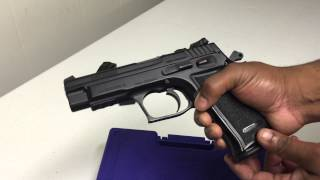getlinkyoutube.com-Sarsilmaz k2 45acp review