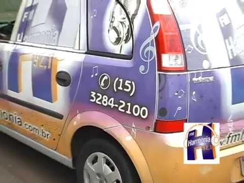 FM HARMONIA 92.1 (Cerquilho-SP)