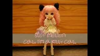 getlinkyoutube.com--Stop Motion- Cat, I'm a kitty cat.
