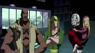 getlinkyoutube.com-The Avengers Movie ღ♥Avengers Cartoon Full Season 2 ღ✰ PART 2✔