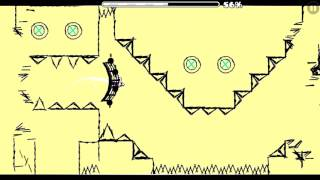 getlinkyoutube.com-Geometry Dash - Paint Clubstep by NoctaFly