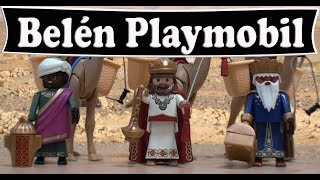 getlinkyoutube.com-Belen PLAYMOBIL