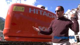 getlinkyoutube.com-Hitachi-Zaxis-210-Cabina-e-Motore.wmv