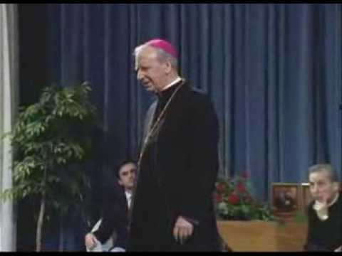 The Pope's work (John Paul II) / El trabajo del Papa (Juan Pablo II)