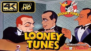 LOONEY TUNES (Looney Toons): Hollywood Steps Out (1941) [ULTRA HD 4K Remastered]
