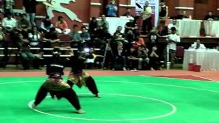getlinkyoutube.com-Indonesia Ganda @ Silat world championships 2010