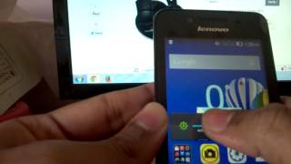getlinkyoutube.com-32) Lenovo a319 rocstar music smartphone user interface