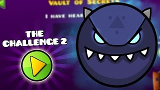 ¡NUEVO THE CHALLENGE 2! GEOMETRY DASH 2.1 (Fan Made)