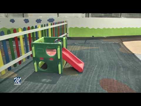 Nueva decoración en las escuelas infantiles