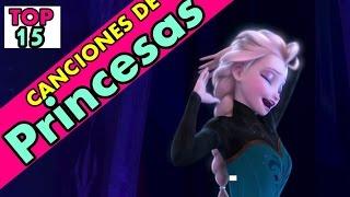 getlinkyoutube.com-Top 15 Canciones de Princesas Disney