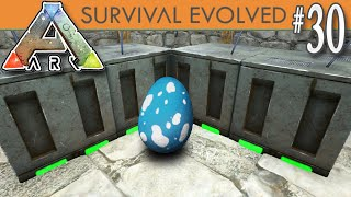getlinkyoutube.com-ARK: Survival Evolved - Incubator Room & Level 200 Hatching E30