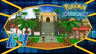 getlinkyoutube.com-Pokemon Zaffiro Alpha ITA [Parte 64 - Resort Lotta e Sala Incisa]