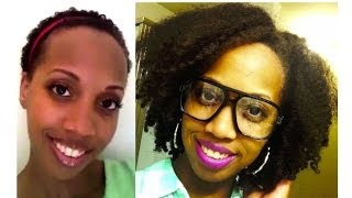 getlinkyoutube.com-5 Tips for Growing Type 4 Natural Hair