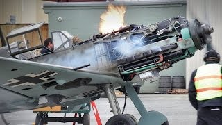 getlinkyoutube.com-WWII Aircraft Engines - Mitchell, Mustang, Tomahawk, Hellcat, Zero, etc.