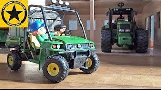 Bruder Toys ERTL John Deere GATOR 1:16 in Jack's BRUDER bworld Farm