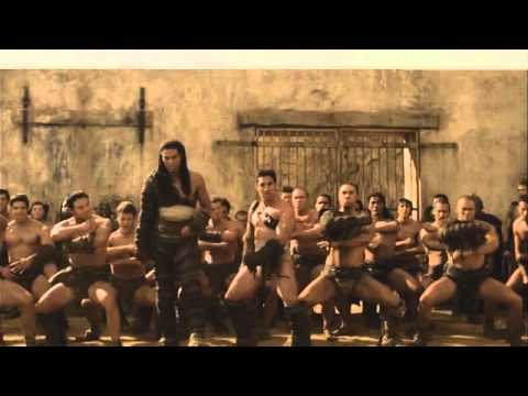 "Haka For Andy to support ""Be Here Now"" The Andy Whitfield documentary BeHereNowFilm.com"