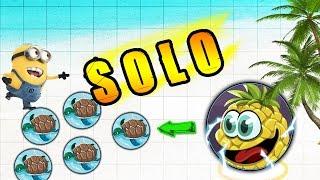 getlinkyoutube.com-When enemies fail to solo me // AGARIO SOLO GAMEPLAYS