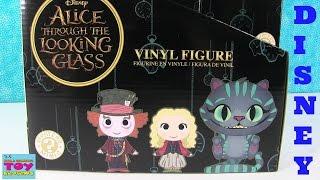 getlinkyoutube.com-Disney Alice Through The Looking Glass Funko Mystery Minis Opening | PSToyReviews