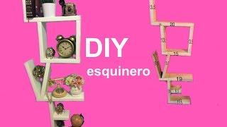 getlinkyoutube.com-DIY como hacer un mueble /esquinero