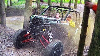getlinkyoutube.com-XP1K vs The Competition  - Polaris RZR XP 1000, Can-Am Maverick Max RS 1000, XP 900, RZR4
