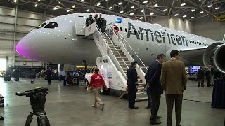 Inside American Airlines Newest Boeing 787 Dreamliner