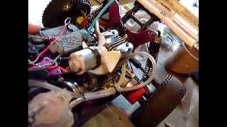 getlinkyoutube.com-4 stroke RC buggy