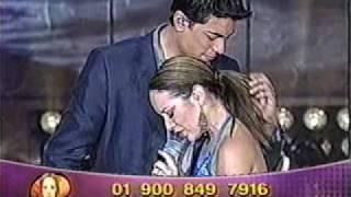 getlinkyoutube.com-La Academia 3 - Concierto XIV - Melissa & Carlos - No Me Ames