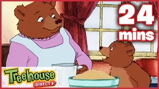 Little Bear - Hiccups / Date With Father Bear / Pudding Hill - Ep. 7