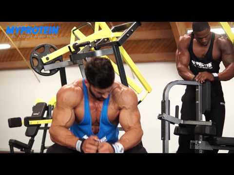 @Sergiconstance and @SimeonPanda BIG BACK WORKOUT