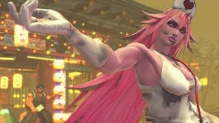 getlinkyoutube.com-Ultra Street Fighter IV - All Costumes / Skins *All Intros* (1080p 60FPS)