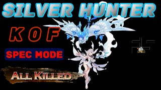 getlinkyoutube.com-Dragon Nest Korea PvP : Silver Hunter Kill or Fall / Wipeout ALL KILLED Spec mode