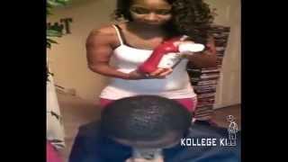 getlinkyoutube.com-Mother Pulls April Fools Haircut Joke On Son