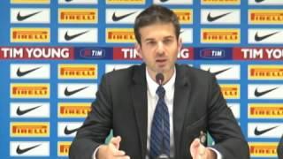 getlinkyoutube.com-VIDEO Stramaccioni:| 'Continuiamo a lavorare, Moratti è con noi'