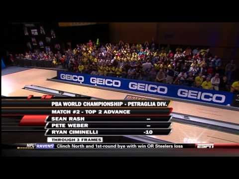 2011 - 2012 PBA World Championship (Johnny Petraglia Division) - Match 02