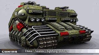 getlinkyoutube.com-Contra 009 for C&C Generals Zero Hour - Skirmish with Fai (Infantry) [720p]