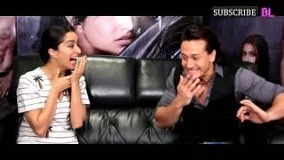 getlinkyoutube.com-EXCLUSIVE | Tiger Shroff & Shraddha Kapoor play DUMBCHARADES and it's superfun!