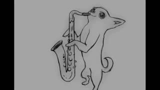 getlinkyoutube.com-EL Chihuahua del saxofón
