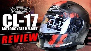 HJC CL-17 Arica Graphic Helmet Review | BikeBandit com