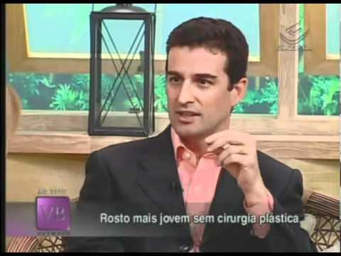 Rosto mais jovem sem cirurgia plástica - Dr. André Colaneri no Você Bonita