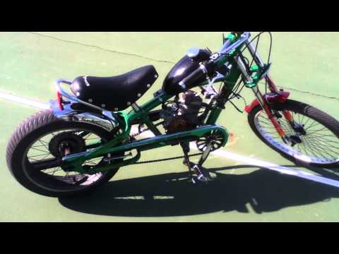 OCC Schwinn Chopper MOTORIZED 66cc