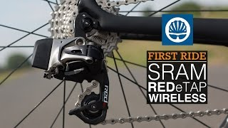 New SRAM Red eTap Wireless - First Ride