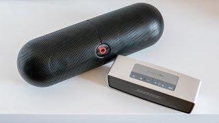 getlinkyoutube.com-Beats Pill XL vs. Bose Soundlink Mini (housetrack)
