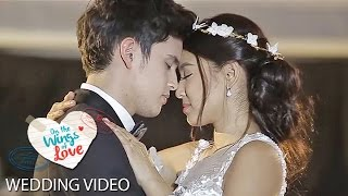 getlinkyoutube.com-On The Wings Of Love: Clark and Leah Wedding Video (Same Day Edit)