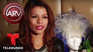 getlinkyoutube.com-Colombiana gana fama por su voz idéntica a Celia Cruz | Al Rojo Vivo | Telemundo